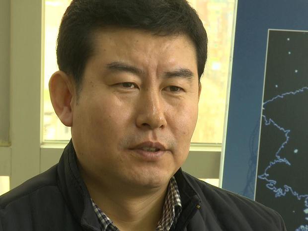 North Korean defector Seo Jae-Pyoung