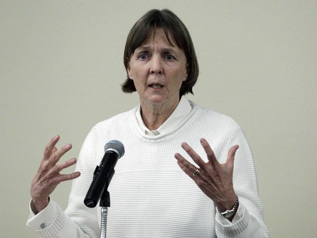 Atty. Judy Clarke has defended some of country's most notorious criminals