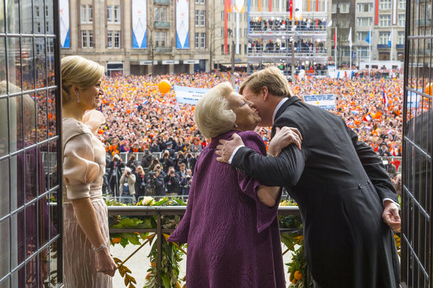 Queen Beatrix: 33 years of Dutch reign