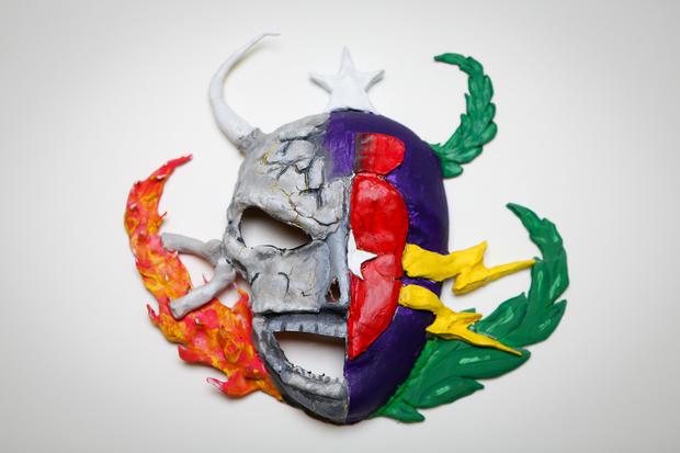 Soldiers' Art: What traumatic brain injury feels like