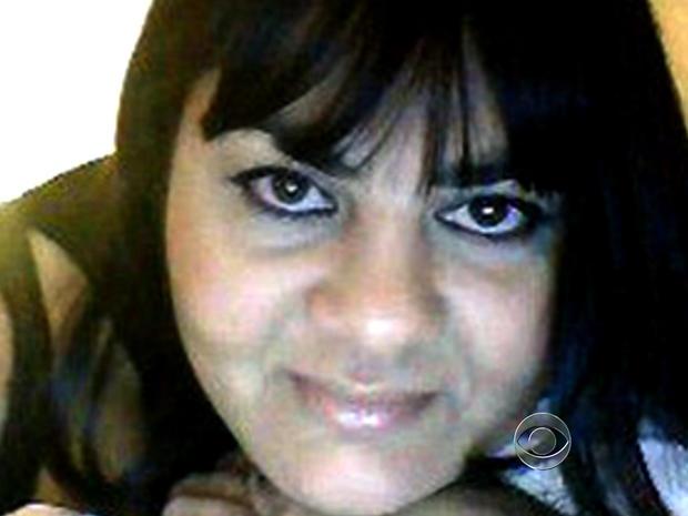 如图所示,Zina Daniel去年在威斯康星州的一家温泉浴场被丈夫谋杀。