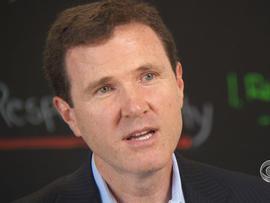 Accelerate Diagnostics CEO Larry Mehren