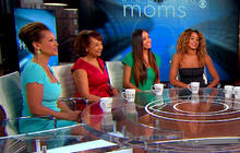 Eye-Opening Moms: Vanessa Williams with Mom, daughters