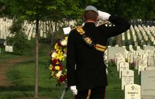 Prince Harry pays respects to Iraq and Afghanistan fallen