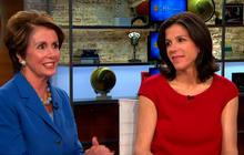 Eye-Opening Moms: Rep. Nancy Pelosi and filmmaker daughter Alexandra Pelosi