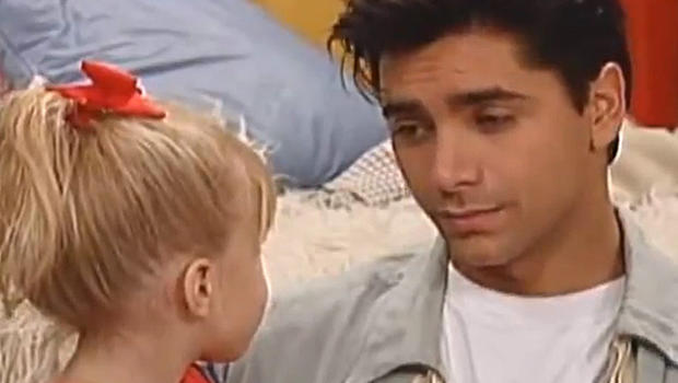 John Stamos shares adorable throwback video of Olsen twins