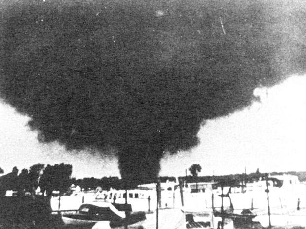 Deadliest U.S. tornadoes
