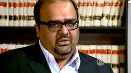 Shazad Ackbar is a human rights lawyer.