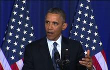 """Obama: The war on terror, """"like all wars, must end"""""""