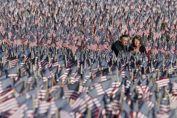 Honoring the fallen