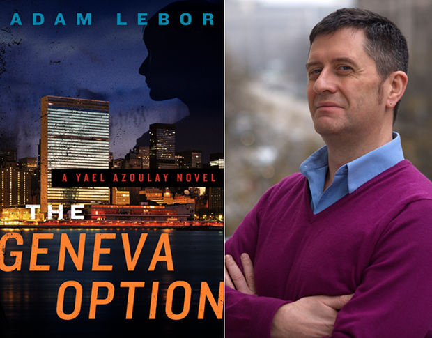 The Geneva Option, Adam LeBor