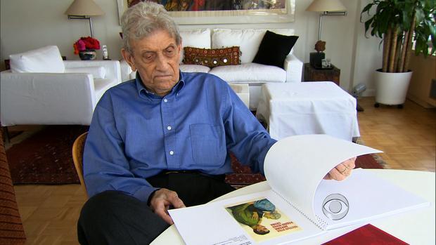 """88岁的杰克·梅西是美国""""幽灵军""""的一员。"""