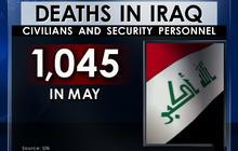 Iraq violence reaches five-year high