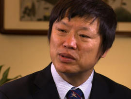 """Hu Xijin is the editor-in-chief of Beijing's """"Global Times,"""" which has more than five million readers."""