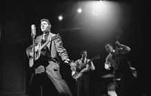 Elvis Presley as you've never seen him before