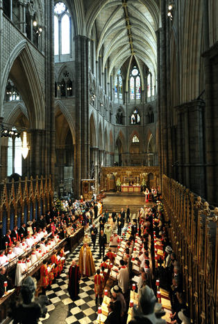 Queen Elizabeth II's coronation celebration