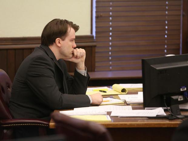 Ex-Kansas cop accused of killing wife