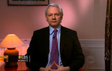 "Julian Assange talks Manning trial, ""mass spying"" by U.S. govt."