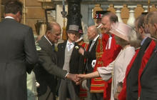 Prince Philip back in the hospital for surgery