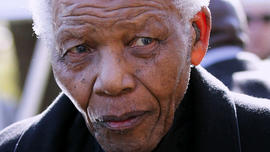 Nelson Mandela hospitalized with lung infection