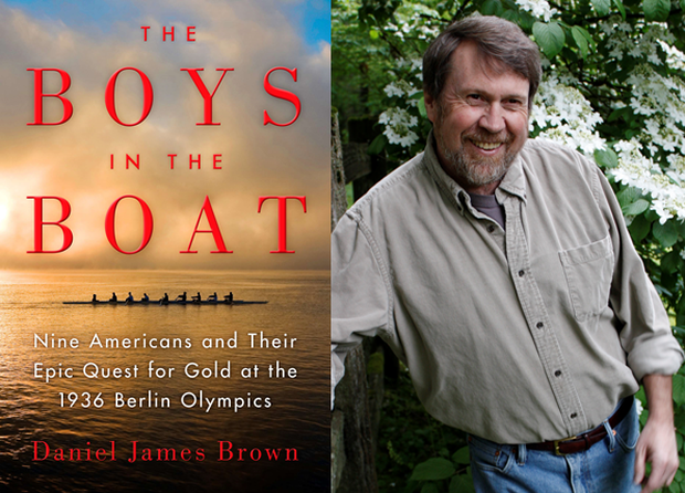 The Boys in the Boat, Daniel Brown