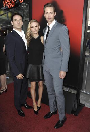 """True Blood"" season 6 premiere red carpet"
