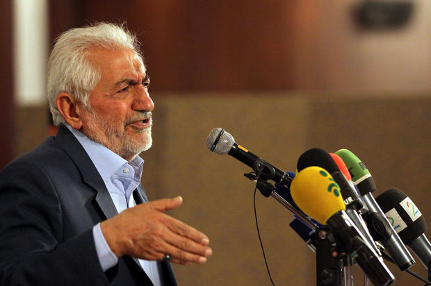 Iran presidential candidates
