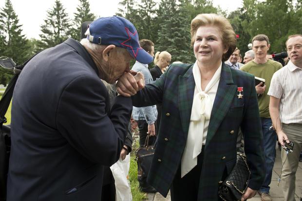 Valentina Tereshkova: First woman in space
