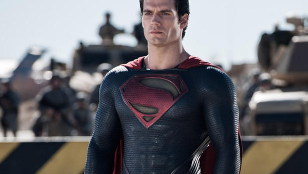 Man of steel smashes june box office record cbs news for Bureau 39 superman