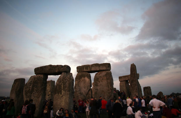 Solstice at Stonehenge