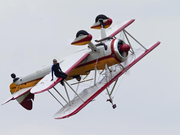 dayton, air show, crash