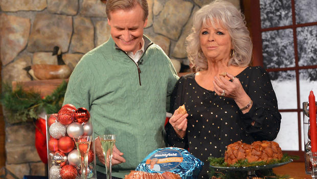 Photo of Paula Deen & her friend