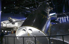 Atlantis at Kennedy Space Center