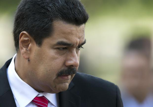委内瑞拉总统尼古拉斯·马杜罗在莫斯科