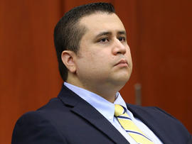 Rachel, George Zimmerman Trial