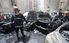 Car bomb devastates Beirut neighborhood
