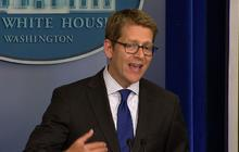 "WH: No ""rush"" to make determination on Egypt aid"