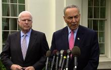 Schumer: Immigration reform not like Obamacare