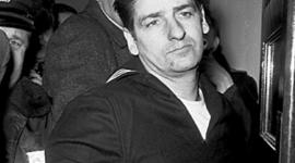 Albert DeSalvo, the man who confessed to committing the Boston Strangler killings and later recanted his confession, is seen minutes after his capture in Boston Feb. 25, 1967.
