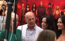 """Red 2"" premiere brings out big stars"