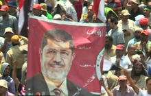 U.S. calls for Morsi's release in Egypt