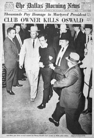 The life and death of Lee Harvey Oswald