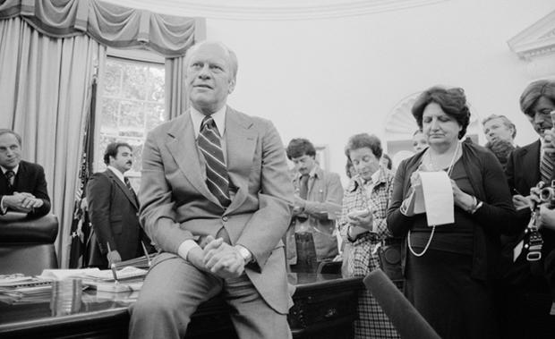 """Thank you, Mr. President"": Remembering Helen Thomas"