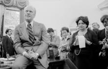 """Thank you, Mr. President"": Remembering Helen Thomas"