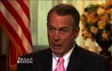 "Boehner: ""House will work just fine"" if allowed to work its will"