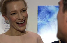 """Blue Jasmine"" stars on working with Woody Allen"