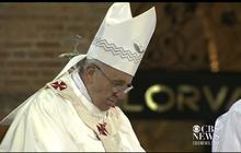 Pope continues tour of Brazil
