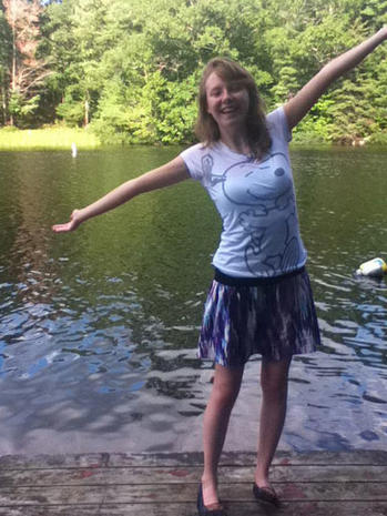 Man charged in death of Wis. teen actress
