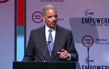 Holder calls for federal supervision of Texas voting laws