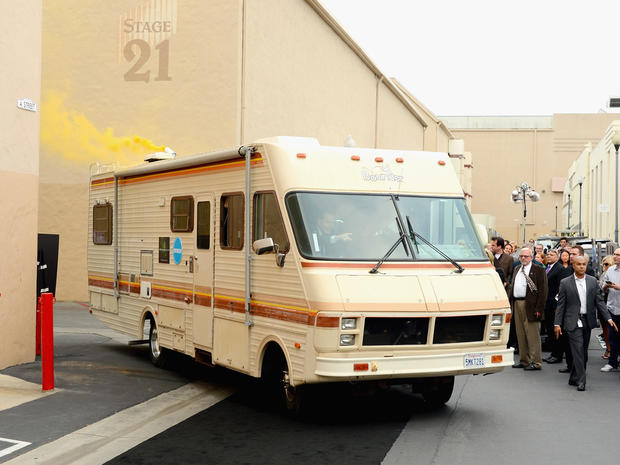 """Breaking Bad"" final episodes premiere party"